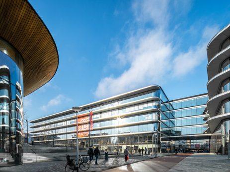 ING Bank headquarter